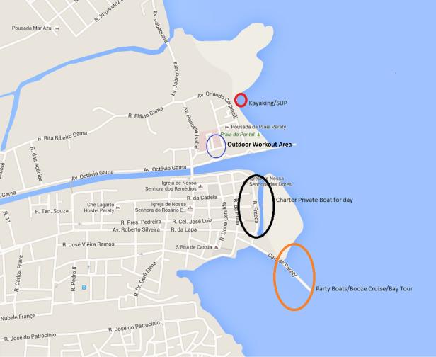 Paraty Boat map2