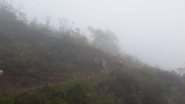 Day 1 fog